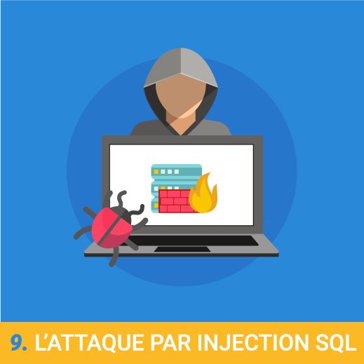Attaque injection SQL